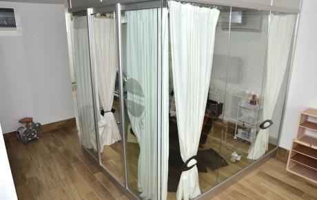 cabina cromoterapia