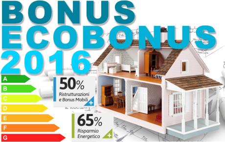 Bonus ed Ecobonus