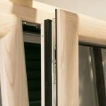 Infissi in alluminio-legno