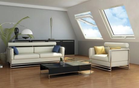 Finestre da tetto (interno)